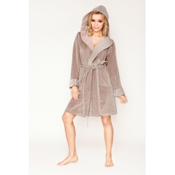 Forsythia dressing gown