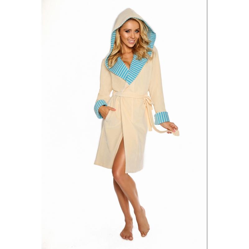 Forsythia dressing gown
