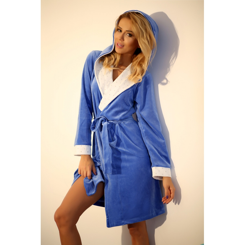 Begonia dressing gown