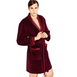 Smoking Jacket Men's...