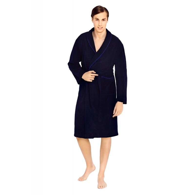 Crocus Men's Dressing Gown