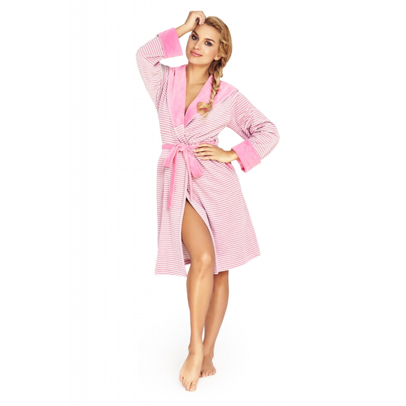 Yucca dressing gown
