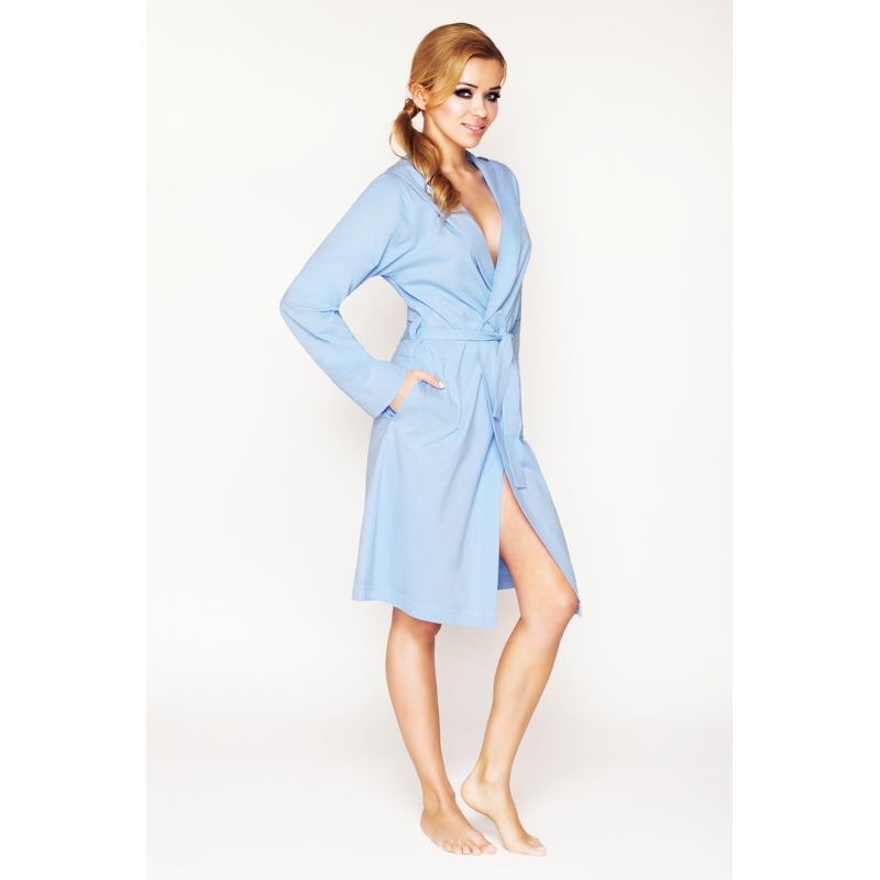 Agave dressing gown