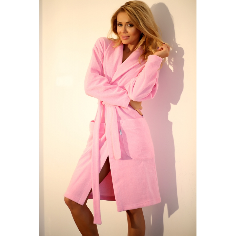 Ox-eye daisy dressing gown
