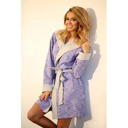 Nasturtium dressing gown